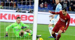 Mkhitaryan Roma Spal gol