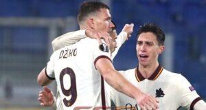 Calafiori gol Roma Ajaz