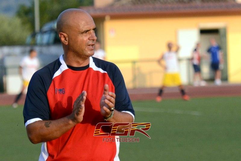 Peppe Giannini 11 allena la Racing Roma