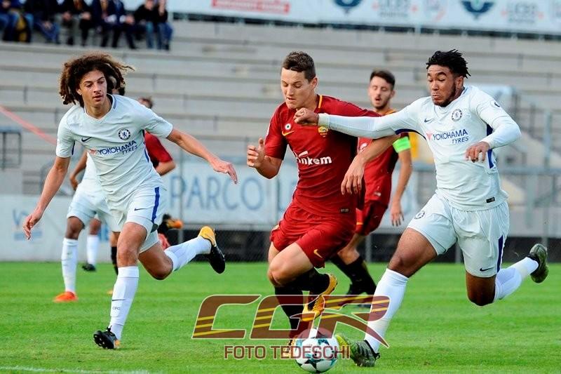 Primavera Roma Chelsea youth League 0